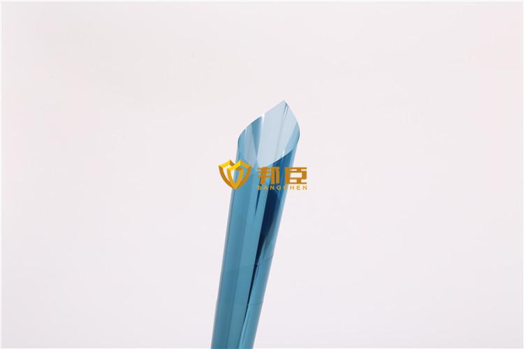 单向透视膜(蓝银)