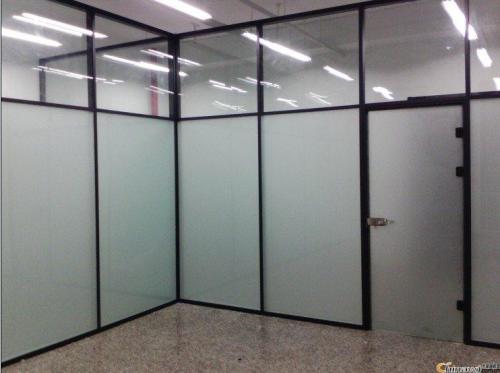 办公室磨砂玻璃贴膜