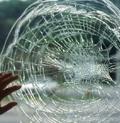 钢化玻璃防爆膜